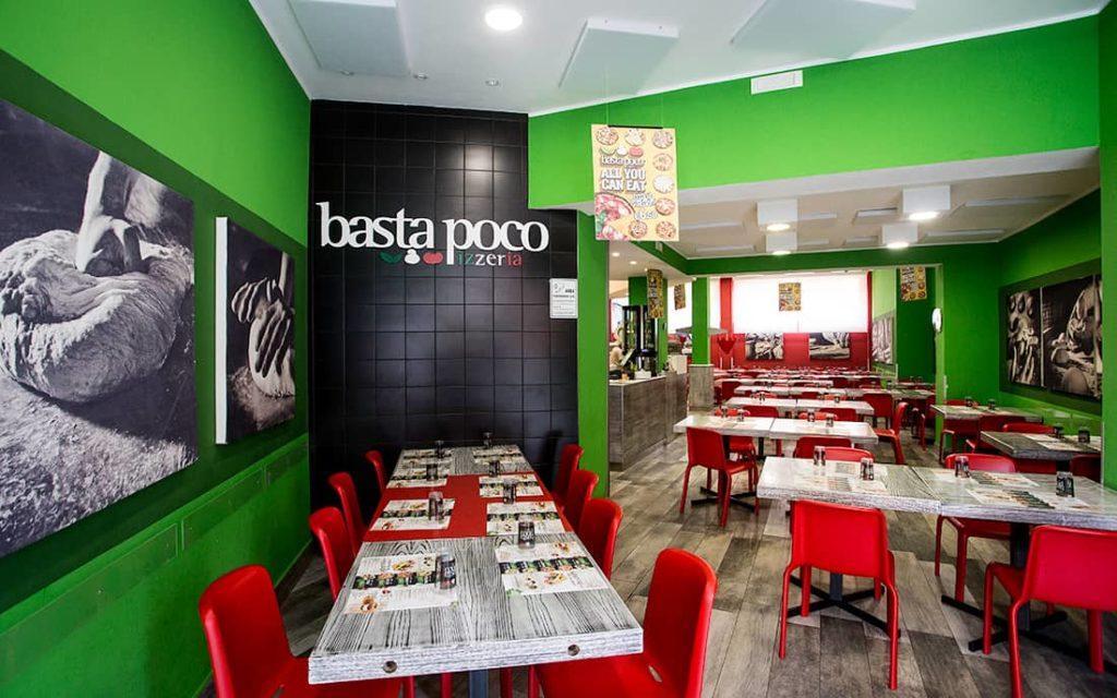 Basta Poco Pizzeria Latina Centro